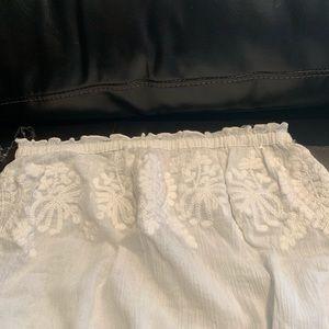 Victoria's Secret Dresses - romper shorts strapless